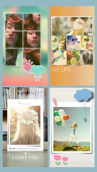 Photo Slice - Cut your photo into pieces to make great photo collage and pic frame | Backlight Magazine. Photography and community. | Scoop.it
