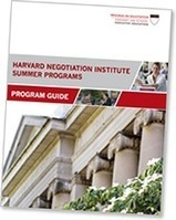 Harvard Negotiation Law Review Symposium Will Honor Roger Fisher | Schools of Law | Scoop.it