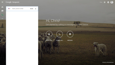 Google gave Hangouts a new homepage, away from Google+ | Nerd Vittles Daily Dump | Scoop.it