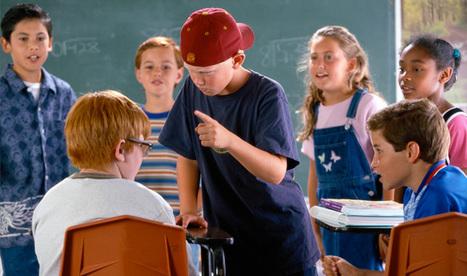 Los cuatro tipos básicos de acoso escolar: ¿cómo identificarlos? | Apuntes psicológicos de Bertrand Regader | Docentes | Scoop.it