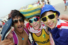 Australians Among Happiest, OECD Lifestyle Index Shows | Geography and World Cultures | Scoop.it