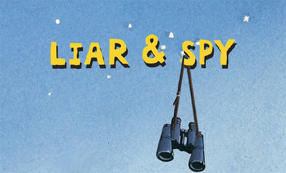 Liar & Spy by Rebecca Stead | Dr. Peggy Sharp's Top Ten Book Picks for 2013 | Scoop.it