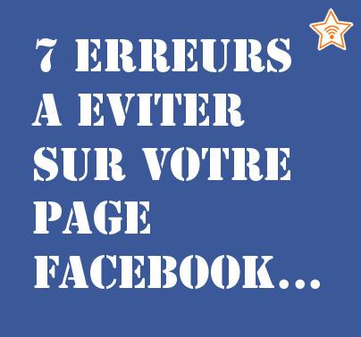 7 erreurs observées sur les pages Facebook d'associations   Les associations, Internet, et la communication   Scoop.it