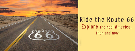 RIDING ROUTE 66? HERE ARE FIVE ATTRACTIONS YOU MUST NOT MISS   RV   Scoop.it