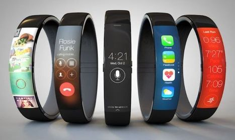 Apple patents more wearable sensors | Communication & PR | Scoop.it