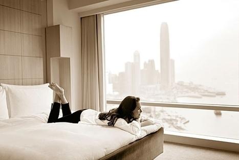 L'hôtellerie de luxe met la femme à l'honneur - Les Échos | Entreprises & co | Scoop.it