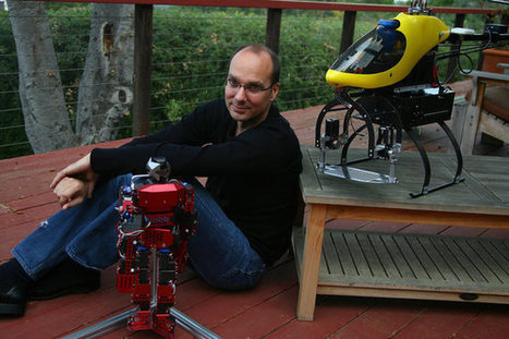 Google Puts Money on Robots, Using the Man Behind Android | Artificial Intelligence | Scoop.it