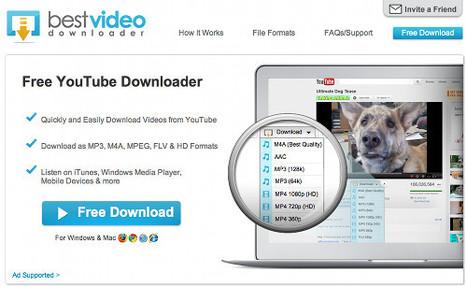 Best Video Downloader, un des meilleurs moyens pour télécharger la vidéo YouTube | Je, tu, il... nous ! | Scoop.it