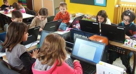 L'école numérique, avantages ou inconvénients ? | lecture, écriture numérique | Scoop.it