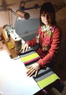 Créa-Thiers va permettre à une nouvelle entreprise de tapisserie de ... - La Montagne | Tissus d'ameublement haut de gamme | Scoop.it