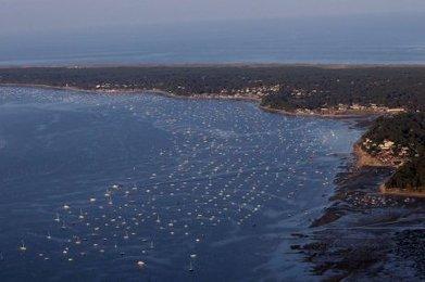 Changement climatique : le Cap-Ferret noyé sous les eaux en 2100?   Bâtiment & réglementations   Scoop.it