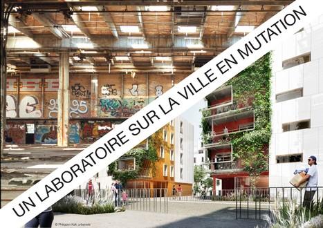 Bellastock » architecture expérimentale:  Le Laboratoire | The Architecture of the City | Scoop.it