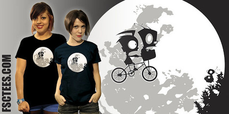 GIVEAWAY: D.I.B. and the ET in New T-Shirt | Animation News | Scoop.it