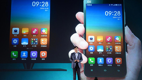 China Loves Xiaomi Phones. Will Anyone Else? | Management | Scoop.it