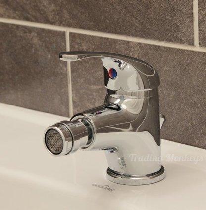 ###   Bidet Armatur Bidetmischer Wasserhahn Waschtischarmatur Einhebelmischer Bad Chrom | Waschtischarmaturen Shop | Scoop.it