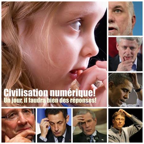 Entre élitisme et numérique : une nouvelle civilisation numérique! | Présence 2.0 | Scoop.it