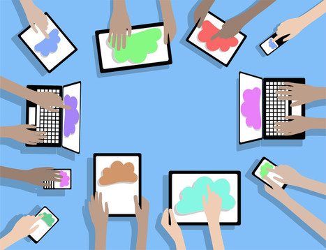Developing Digital Citizenship through Mobile Communication | Learning with Technology | Scoop.it