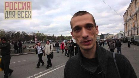 Dissident Artist Convinces Russian Detective to Quit His Job - Hyperallergic   Social Art Practices   Scoop.it