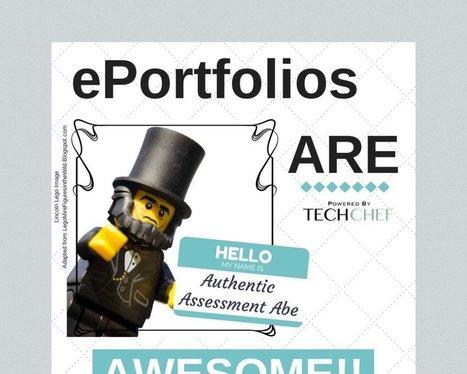 Visual Portfolios: The Blending of Analog and Digital | Edtech PK-12 | Scoop.it