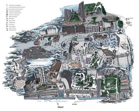 Cartographier les interstices de la ville (Strabic) | Map@Print | Scoop.it