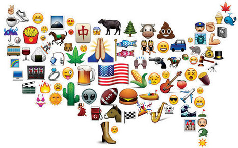 Why America Needs Its Own Emojis | Back Chat | Scoop.it