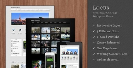 Professional Responsive Wordpress Themes for Bloggers and Designers | PSDFan | Educa con Redes Sociales | Scoop.it
