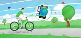 Nasce la social bike, elettrica e intelligente - Pino Bruno Blog (Blog) | Kalon-brion | Scoop.it