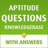 Free Online Aptitude Test with Answers | Cyclicx.com | Career Updates | Scoop.it