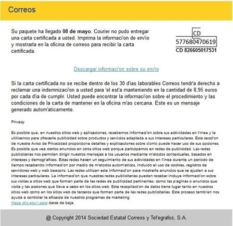 Cómo defenderte de CryptoLocker, el malware más letal de España. Noticias de Tecnología | COMUNICACIONES DIGITALES | Scoop.it