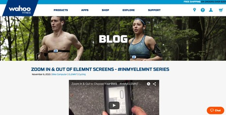 Wahoo Fitness | Showcase of custom topics | Scoop.it
