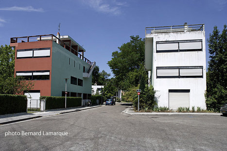 L'oeuvre architecturale de Le Corbusier à Pessac | Bordeaux Gazette | Scoop.it