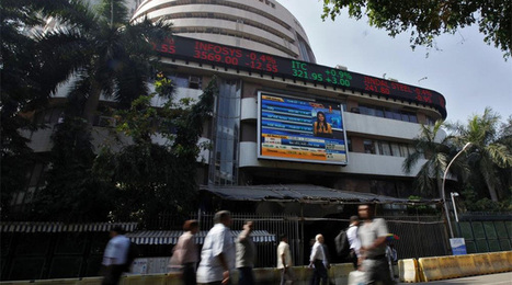 BSE Sensex, NSE Nifty extend record-breaking spree - Indian Express   Stock Updates   Scoop.it