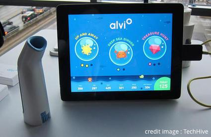 Alvio, un objet connecté pour les enfants asthm... | iObjets | Objets Connectés | Scoop.it