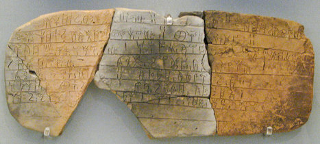 Cracking the code: the decipherment of Linear B 60 years on : Past Horizons Archaeology | ancient history | Scoop.it