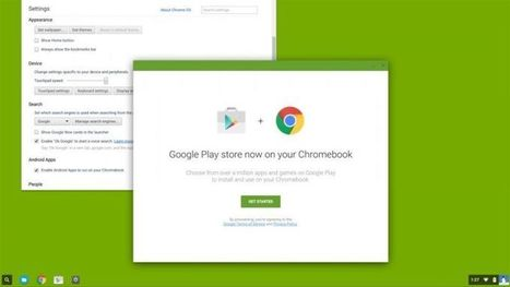 It's Time For Android and Chrome OS To Merge | News we like | Scoop.it
