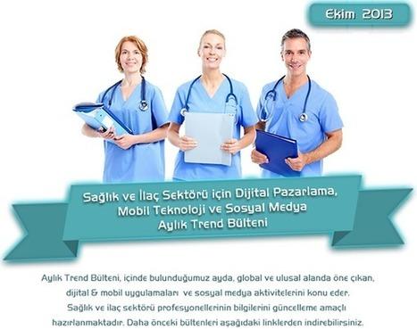 Dijital Sağlık Trendleri - Ekim Bülteni | Social Touch | Scoop.it