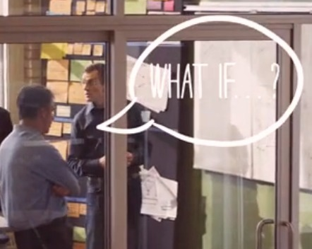 "Asking ""What If?"" Business Innovations Stories #1 