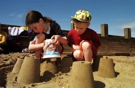 Children are deprived of  mud, fun and sandcastles | Kindergarten | Scoop.it