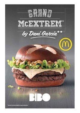 McDonald's lanza una hamburguesa de alta cocina - Noticia - Distribución - MarketingNews.es | Id marketing cuisine | Scoop.it