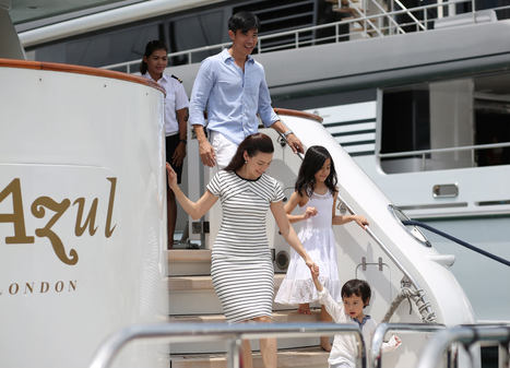 Serious buyers flock to the Show despite daily downpours | Yachts & Boats | Scoop.it