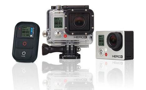 IFA 2013 : GoPro HERO3 gagne le prix EISA de la caméra d'action ... - Le journal du numérique | GO PRO | Scoop.it