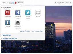 Flickr teams with Pinterest, releases share button for proper photoattribution | Social-Network-Stories | Scoop.it