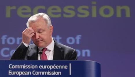 Une récession plus forte que prévue pour la zone euro | Le Monolecte | Scoop.it