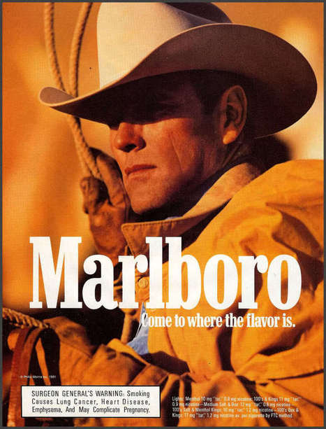 Marlboro - Vintage Cigarettes Posters | I love cigarettes | Scoop.it
