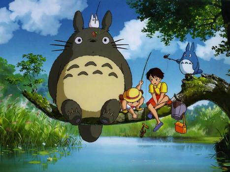 En attendant Miyazaki, pensons à la Nature! | Géographie : les dernières nouvelles de la toile. | Scoop.it