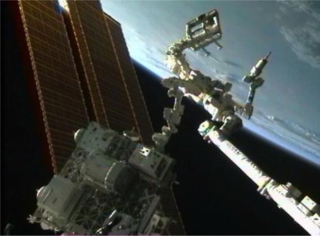 Robot che si aggiustano da soli! Possibile? Sulla stazione spaziale orbitante sì! - Sciencefield | Scienza e Tecnologia | Scoop.it