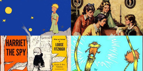 Classic Childhood Books That Grow With You | Poesia Paura di Padre di Pietro Recupero | Scoop.it