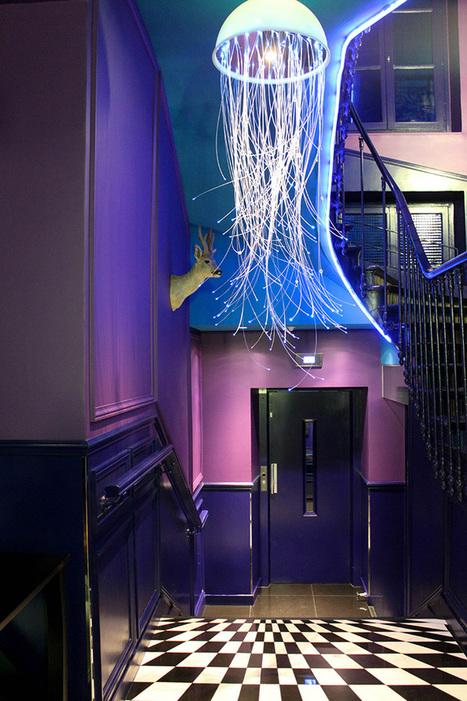 Il était une fois... L'hôtel ORiginal par Stella Cadente - Frenchy Fancy | Décoration d'intérieurs | Scoop.it
