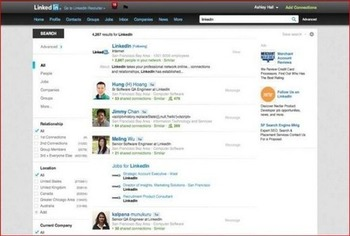 LinkedIn unveils new, unified search engine | Business in a Social Media World | Scoop.it