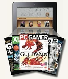 Future Publishing introduces a new iPad-only magazine | TeleRead ... | ICT inquiry and exploration | Scoop.it